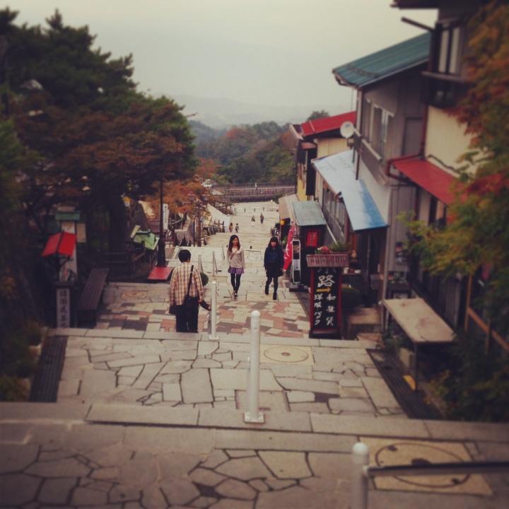 秋の関東旅4:東京から女性おひとりさま温泉旅へ。伊香保温泉「ぴのん」