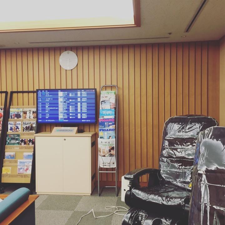 成田の乗り換えに嬉しい無料ラウンジ「ラシュラン」