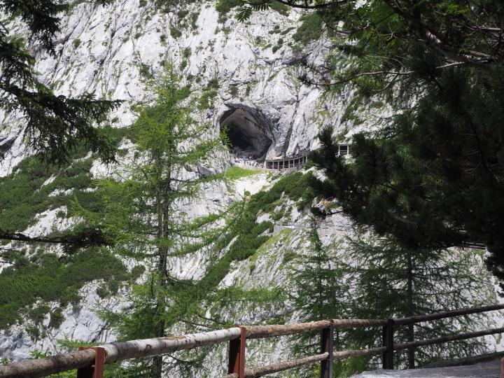 [DE2016]ザルツブルクから1時間で行ける氷の迷宮「アイスリーゼンヴェルト」