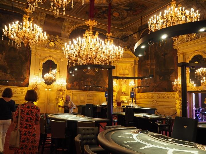 [DE2016]クアハウス・カジノ見学ツアー@Baden-Baden