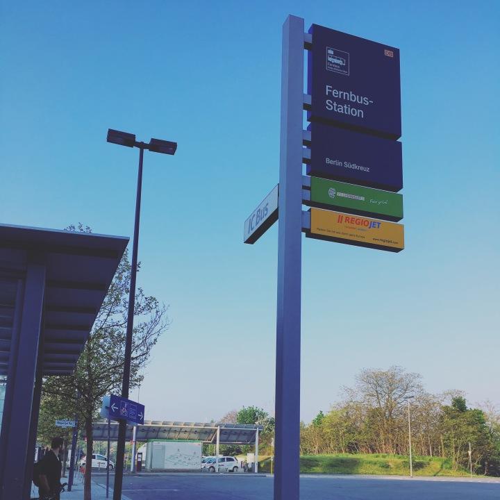 [DE2017]長距離バスFlixbusでベルリン-ドレスデンが運休したので返金してもらいました