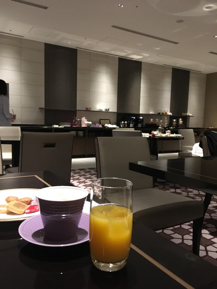[秋の東京2017]東京マリオットホテル@品川