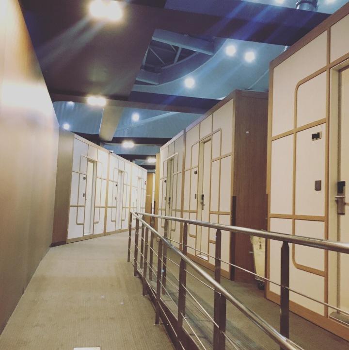 [新春ソウル2018]早朝便に便利な仁川国際空港の快適カプセルホテル「DARAKHYU」