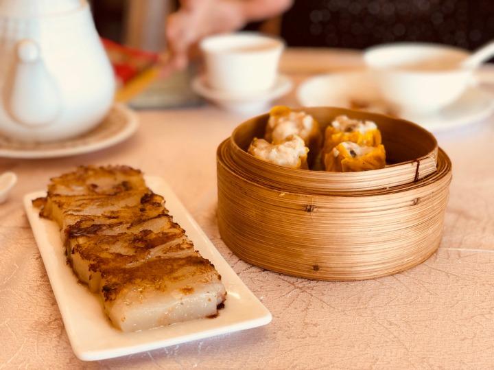 [HK2018]贅沢な休日。海を見ながらゆったり飲茶@尖東好彩海鮮酒家海景宴會廳