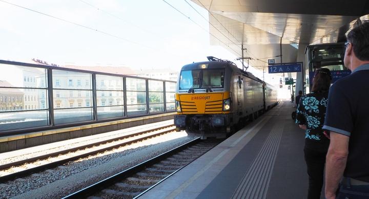 [中欧2018]チェコの鉄道会社3社に乗った感想