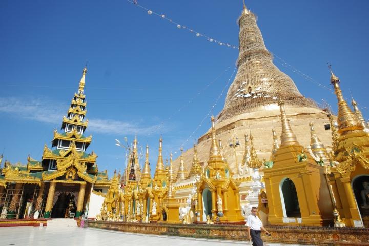 【師走のミャンマー2018】ビザなし入国でミャンマーの旧首都ヤンゴンを観光