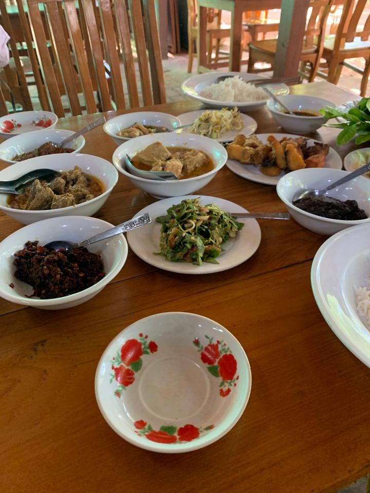 【師走のミャンマー2018】美味しいミャンマー料理たちと「タンデ ホテル オールドバガン」